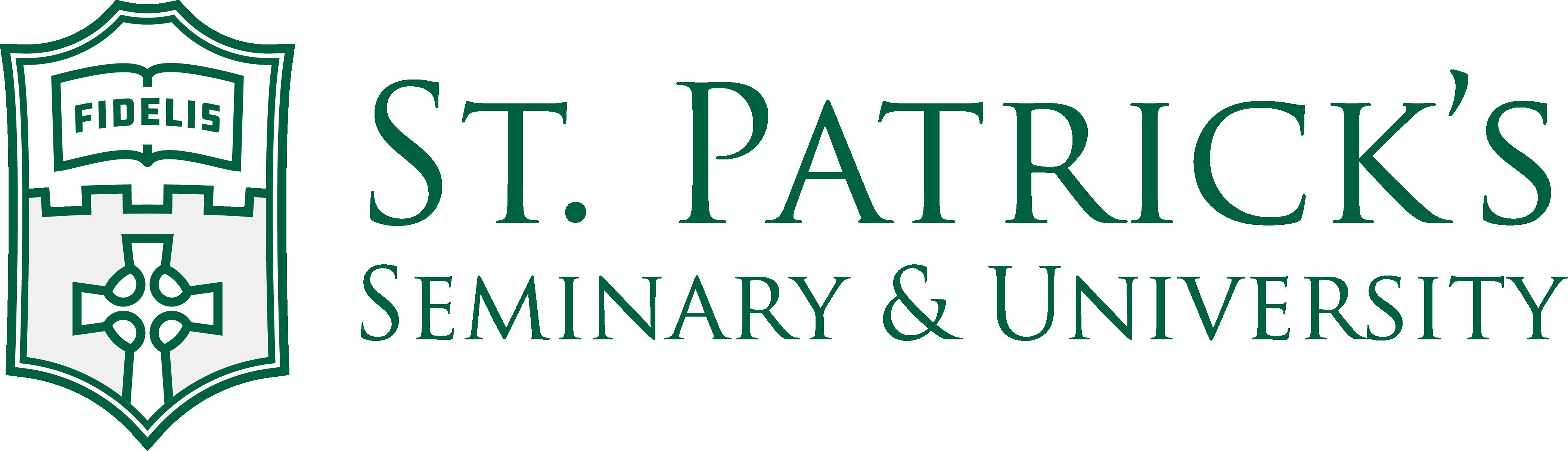 St  Patrick's Seminary & University – Kevin M  Clarke, PhD